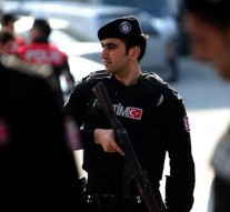 Turkish security forces kill attacker at police headquarters
