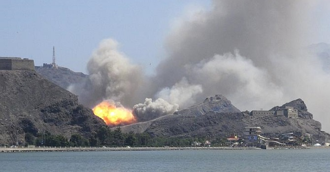 Chinese troops disembark in Yemen to evacuate nationals