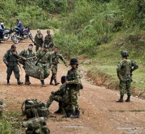Clashes between FARC rebels and Colombian troops claim six lives