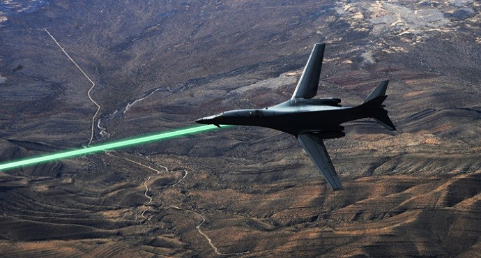 DARPA to begin field test of laser weapon system
