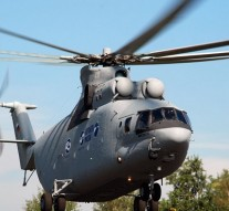 Russia starts production of new heavy Mi-26T2 helicopter