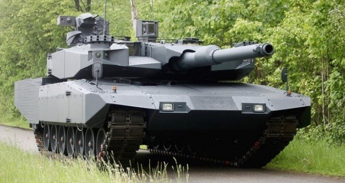 Germany considering to jointly develop 'Leopard 3′ tank