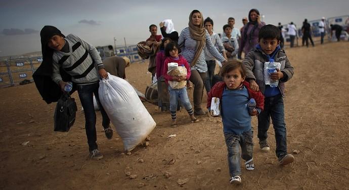 38 million people internally displaced worldwide in 2014: Report