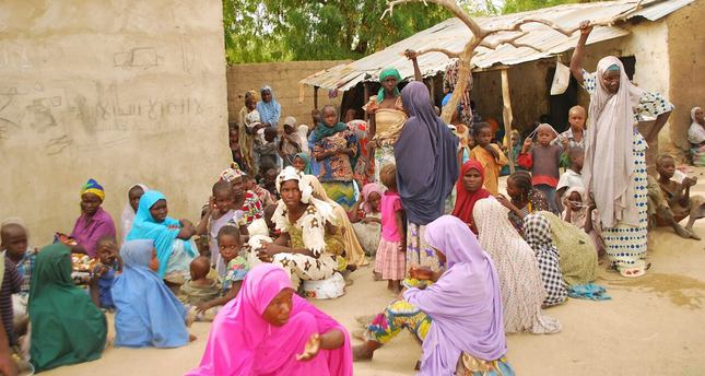 Nigerian army rescues 234 women and children from Boko Haram