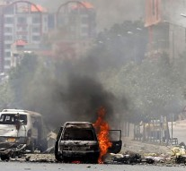 Taliban suicide bomber and gunmen attack Afghanistan parliament