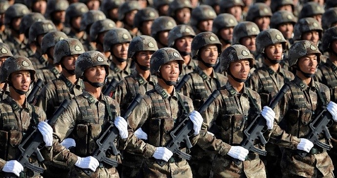 China to hold live-fire military drills near strife-torn Myanmar border