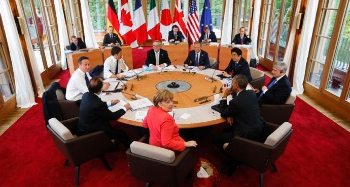 G7 focus on global security, affirm Russia sanctions