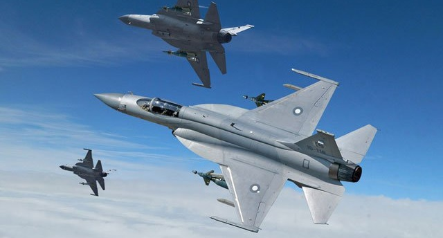 Pakistan and Sri Lanka strengthen military ties with JF-17 deal