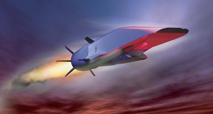 US to develop game-changer Hypersonic aircraft