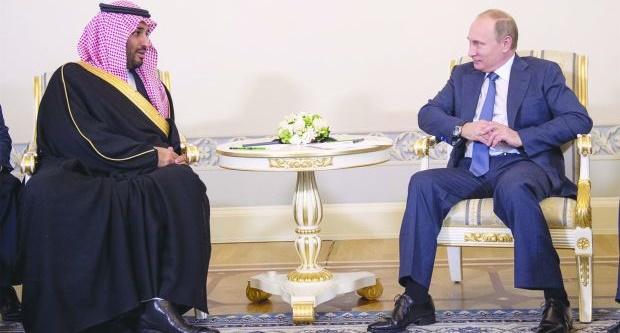 Russia and Saudi Arabia ink nuclear energy deal