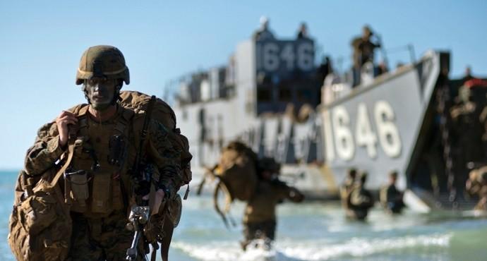 Japan, NZ join US-Australia war exercise 'Talisman Sabre 2015′