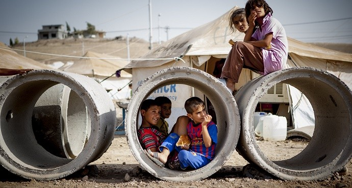 Syria civil war has created biggest refugee crisis in a generation, UN says