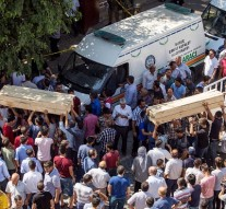 At least 30 killed in 'terrorist attack' near Turkey-Syria border