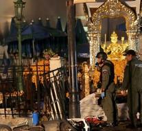 Deadly blast rocks Thailand's capital, killing at least 20