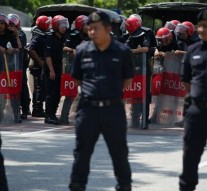 Malaysian counterterrorism police detain 10 suspected of ISIS links