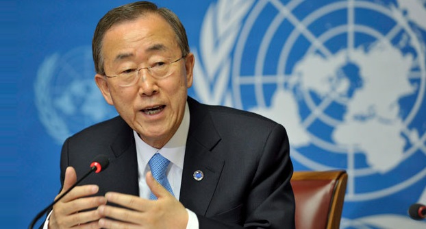 Ban Ki-Moon urges Israel, Palestine to end 'cycle of violence' ahead of visit