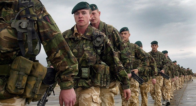 UK to deploy 1,000 troops to Poland amid growing Russian influence