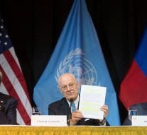 World powers agree to Syria peace plan