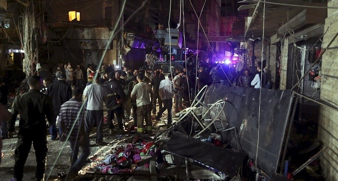 Deadly blasts hit Beirut, at least 43 killed, hundreds injured