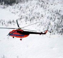 At least 10 killed as Russian helicopter crashes in Siberia