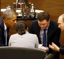 Obama, Putin agree need for UN-negotiated Syria talks on G-20 summit sidelines