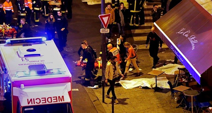 At least 129 killed in France's deadliest attack since World War II
