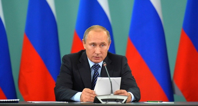 Putin blames some G20 member of financing ISIS