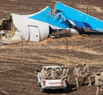 Russia confirms terror attack brought down the jet in Sinai