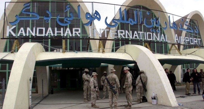 At least 8 dead in Taliban attack on Afghan airport