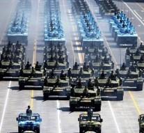 China announces military reforms to modernize army