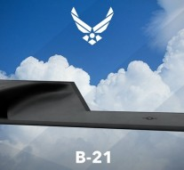 US Air Force unveils new B-21 Bomber design