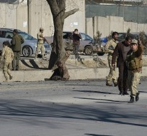 Taliban bombing kills 20 at Kabul police station