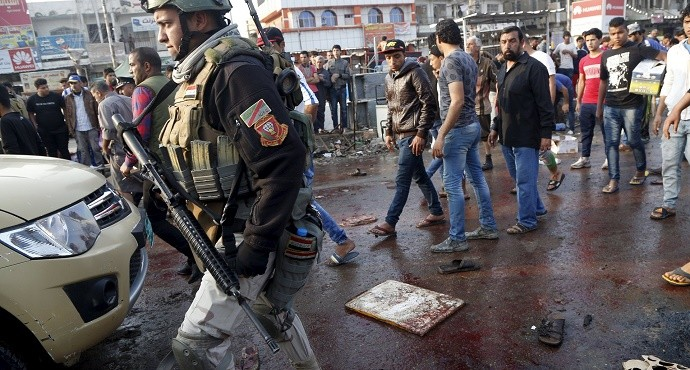 ISIS-claimed Baghdad bombings kill at least 73