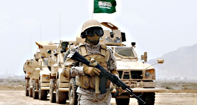 Saudi Arabia concludes 20-nation military exercise 'North Thunder'