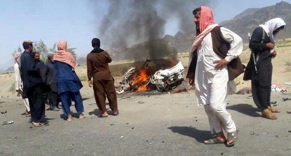 Taliban leader Mullah Mansour killed in US air strike, Afghans confirm