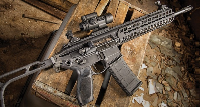 Sig Sauer MCX – the weapon that caused 100+ causalities in Orlando massacre