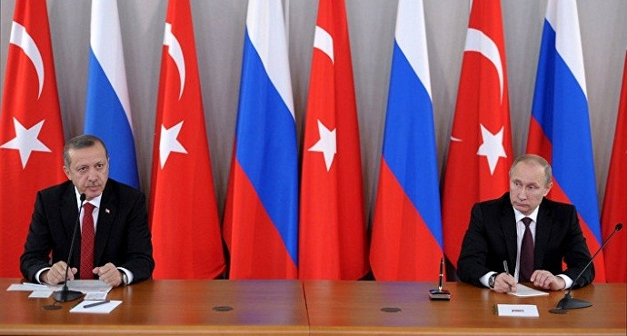 Turkey restores formal relations with Russia and Israel