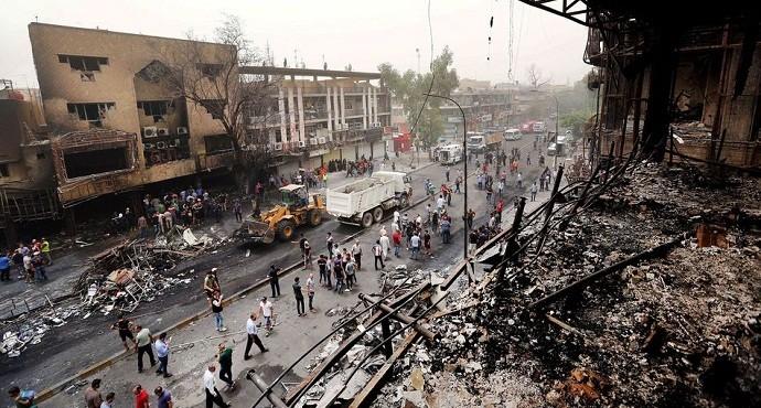 Baghdad blast: More than 200 killed in deadliest terror attacks in Iraq