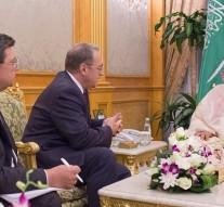 Russia and Saudi Arabia discuss anti-terrorism fight, conflicts in Syria, Yemen