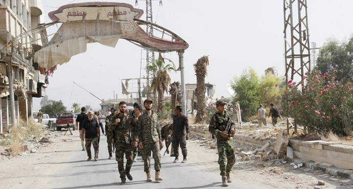 Syria's Darayya evacuated under deal, ending four-year siege
