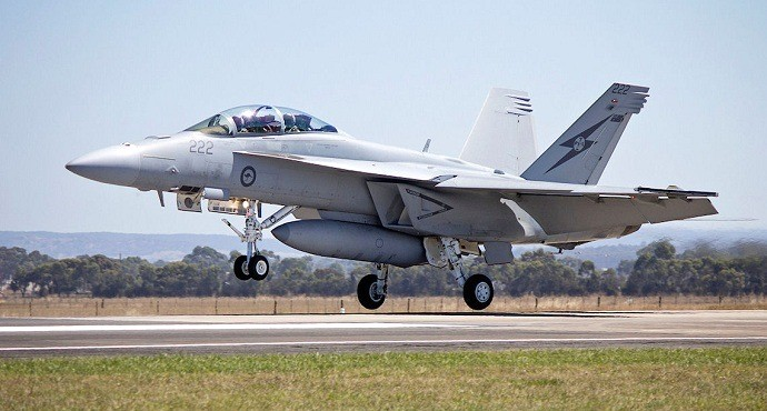 Australian fighter jets return home after completing Middle East mission