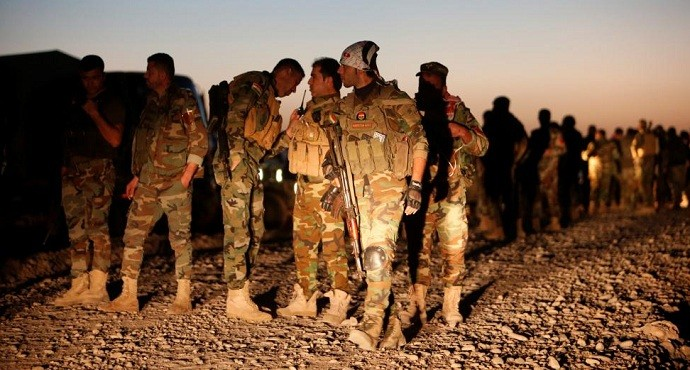 Battle for Mosul: Iraqi forces begin Mosul offensive against ISIS