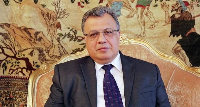 Russian Ambassador to Turkey Karlov shot dead in terror attack in Ankara