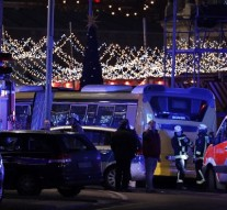 12 killed, at least 48 wounded, as truck hits Christmas market crowd in Berlin