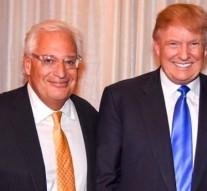 Trump's choice for US Ambassador to Israel hints US policy change