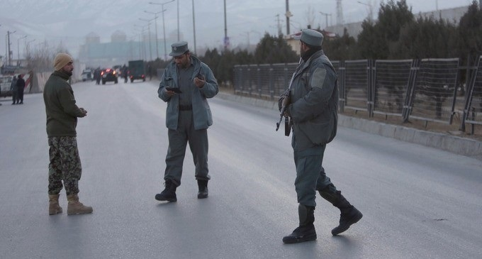Twin bombings in Afghanistan kills more than 30, wound dozens