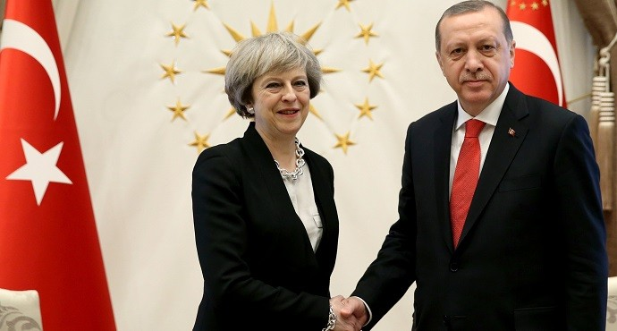 UK and Turkey deepen defense links with $125M fighter jet deal