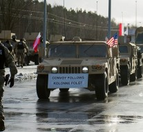 US troops deployed in Poland to reinforce NATO, Russia calls move provocative