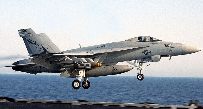 Almost two-thirds of US fighter jets can't fly