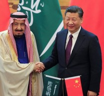 China and Saudi Arabia sign deals worth $65 billion